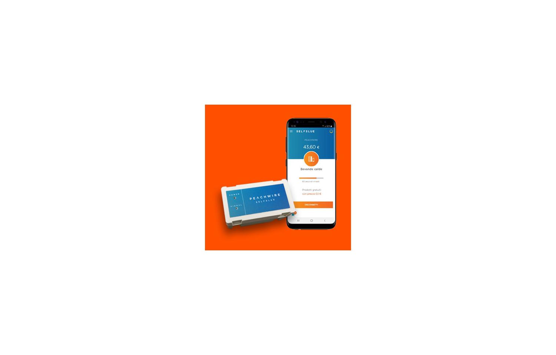 Selfblue - Nuovo layout grafico